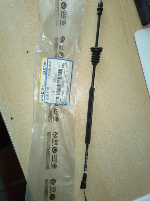 Cablu deschidere usi fata SEAT Cordoba/Ibiza 2002-> (6L..)
