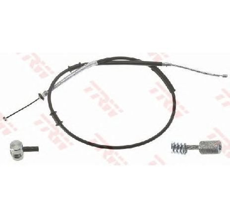 Cablu, frana de parcare FIAT PUNTO EVO ( 199 ) 07/2008 - 2019 - producator TRW GCH453 - 308358 - Piesa Noua