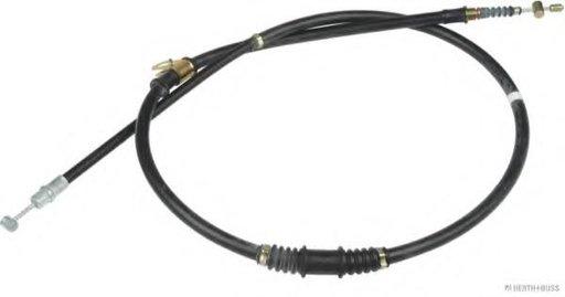 Cablu, frana de parcare MITSUBISHI COLT Mk IV (CA_A), PROTON WIRA hatchback (C9_C, C9_S), PROTON WIRA (C9_S) - HERTH+BUSS JAKOPARTS J3920700