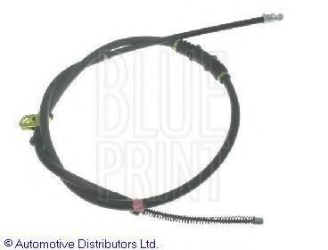 Cablu, frana de parcare MITSUBISHI LIBERO V (CB/D_A), MITSUBISHI LANCER V combi (CB_W, CD_W), PROTON WIRA hatchback (C9_C, C9_S) - BLUE PRINT ADG04666