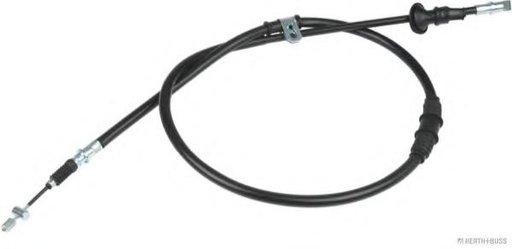 Cablu, frana de parcare MITSUBISHI LIBERO V (CB/D_A), PROTON WIRA hatchback (C9_C, C9_S), PROTON WIRA (C9_S) - HERTH+BUSS JAKOPARTS J3920703