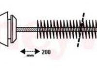 Cablu, frana de parcare OPEL ASTRA G hatchback (F48_, F08_), OPEL ASTRA G combi (F35_), OPEL ASTRA G limuzina (F69_) - BENDIX 432935B