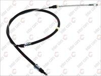 Cablu frana de parcare OPEL TIGRA 95 Producator LINEX 32.01.07