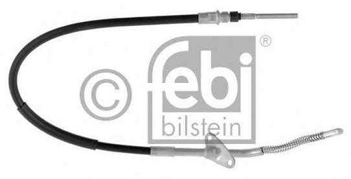Cablu, frana de parcare Producator FEBI BILSTEIN 23970