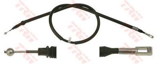 Cablu frana de parcare SEAT ALHAMBRA DIESEL - OEM: GCH1934 - Cod intern: W02325189