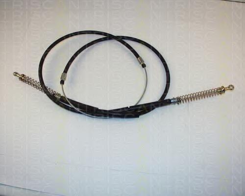Cablu, frana de parcare SEAT RONDA (022A), SEAT MALAGA (023A), SEAT IBIZA  (021A) - TRISCAN 8140 66103
