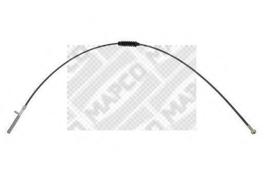 Cablu, frana de parcare SEAT RONDA (022A), SEAT MALAGA (023A), SEAT IBIZA  (021A) - MAPCO 5038