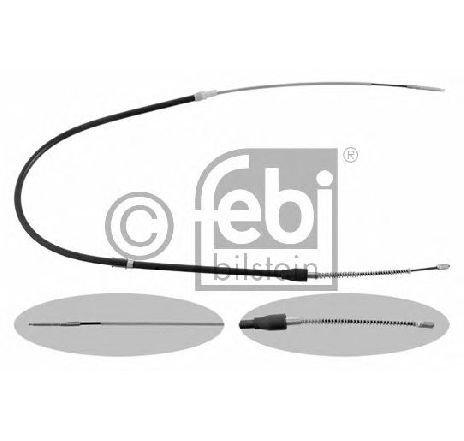 Cablu, frana de parcare spate dreapta / spate stanga SEAT AROSA ( 6H ) 05/1997 - 06/2004 - producator FEBI BILSTEIN 30765 - 301903 - Piesa Noua
