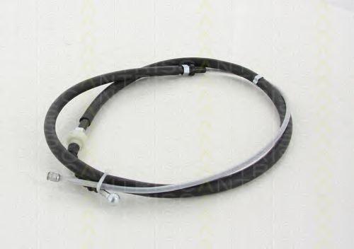 Cablu frana de parcare VOLKSWAGEN BORA/GOLF/NEW BEETLE 99-10 1700/1070 MM - OEM: 8140 29188|814029188 - Code intern: W02245631