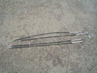 Cablu frana mana opel corsa d z13dtj 1255-1493mm (13355088)(522081)