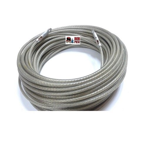 Cablu vamal 43 metri pentru transport international TIR prelata remorca semiremorca