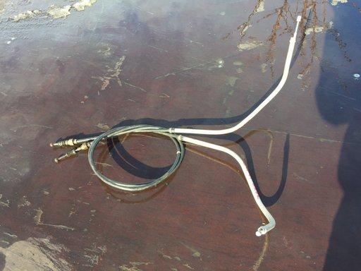 Cabluri frana de mana Volkswagen Golf IV Bora break 1J0609721