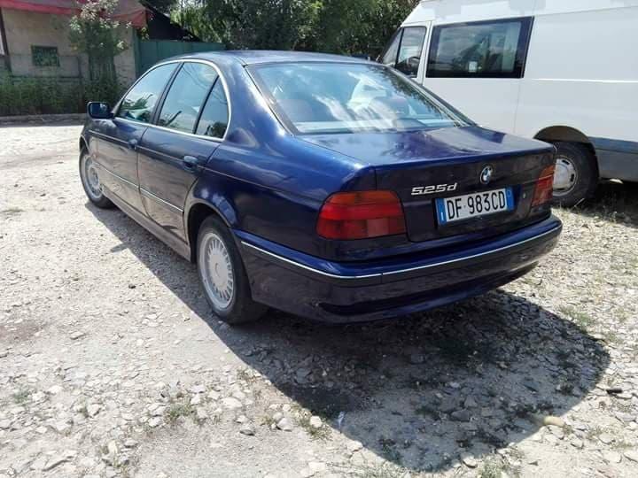 Cadru motor BMW Seria 5 E39 1998 berlina 25