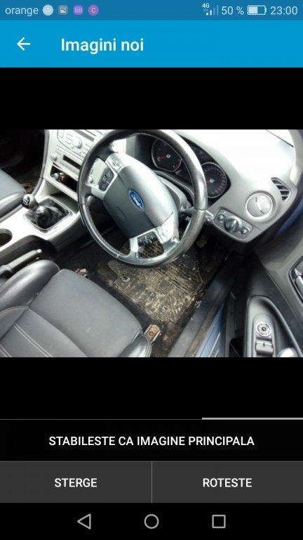 Cadru motor Ford Mondeo Mk4 2007 Hatchback 1.8