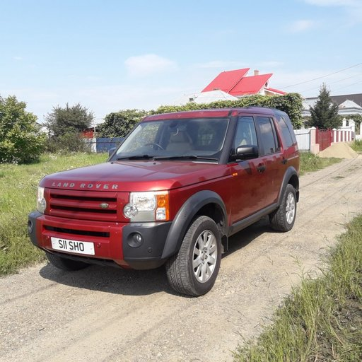 Cadru motor Land Rover Discovery 2006 SUV 2.7tdv6 d76dt 190hp automata