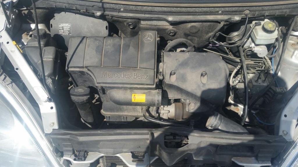 Cadru motor Mercedes A-CLASS W168 2002 hatchback 1.6 benzina kw 75