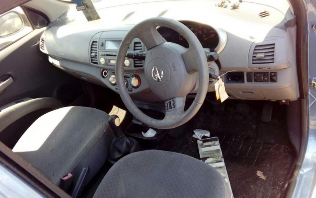 Cadru motor Nissan Micra 2003 hachback 1240