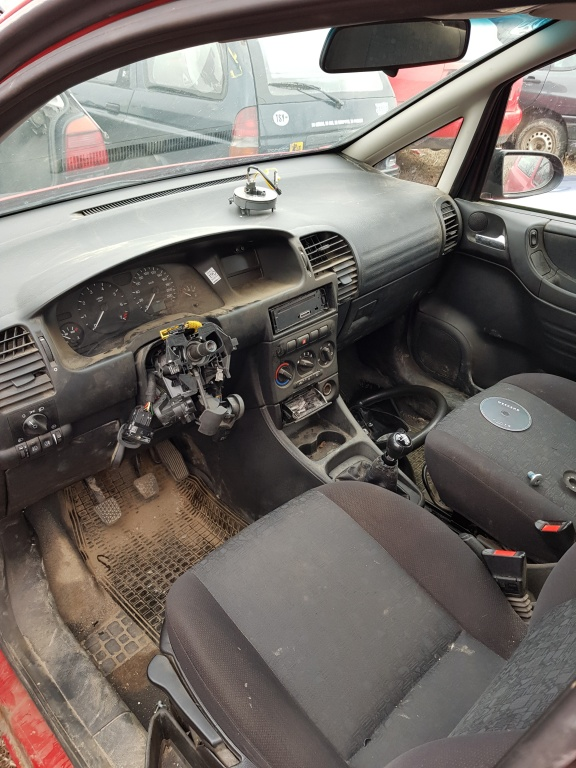 Cadru motor Opel Zafira 1999 MONOVOLUM 1.6