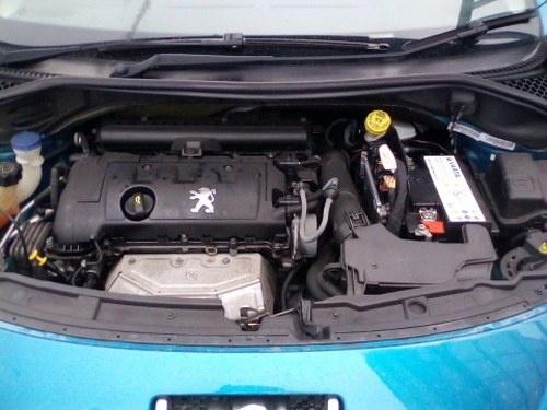 Cadru motor Peugeot 207 cc 2008 Cabriolet 1.6