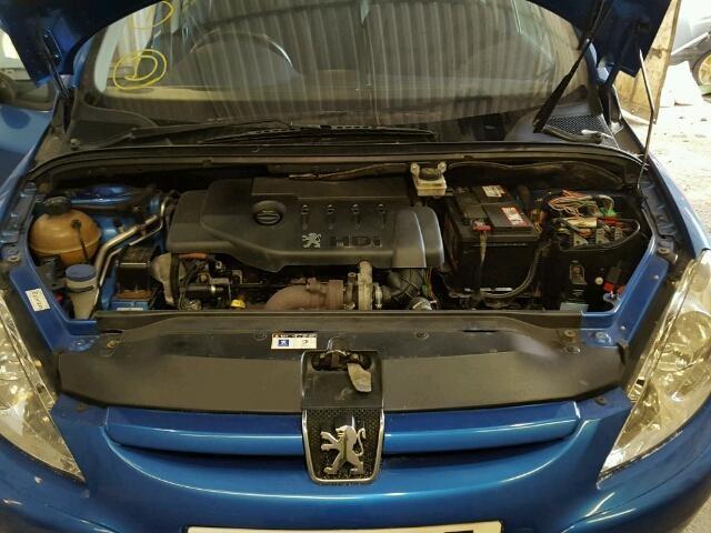 Cadru motor Peugeot 307 2004 hatchback 1.6 hdi