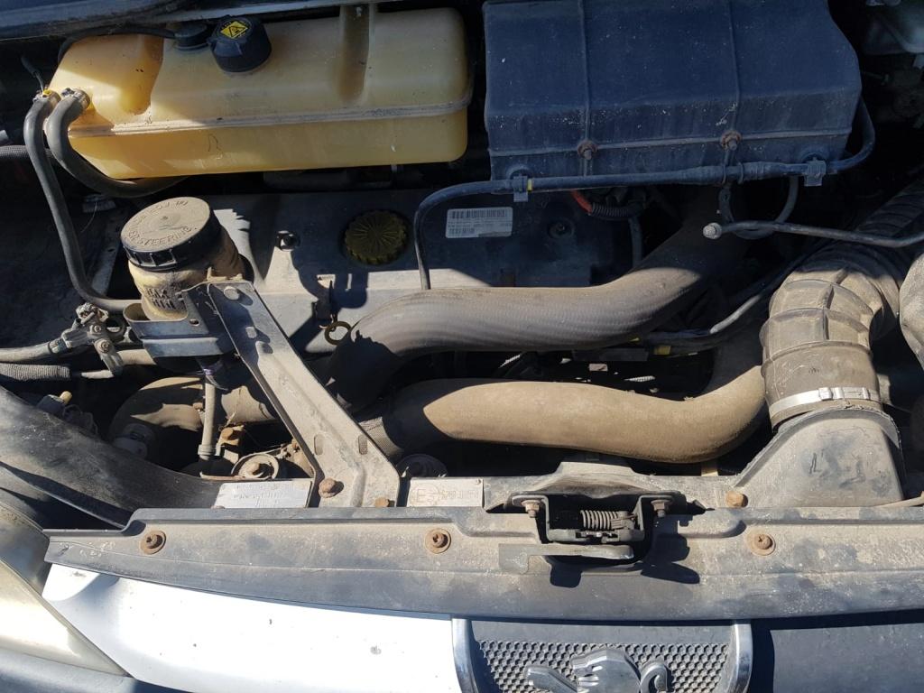 Cadru motor Peugeot Boxer 2003 bus persoane 14 locuri 2.8 hdi