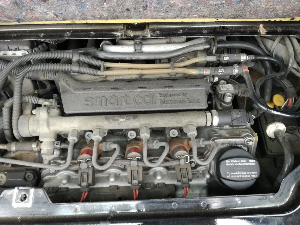 Cadru motor Smart Fortwo 2001 coupe 0.799 cdi