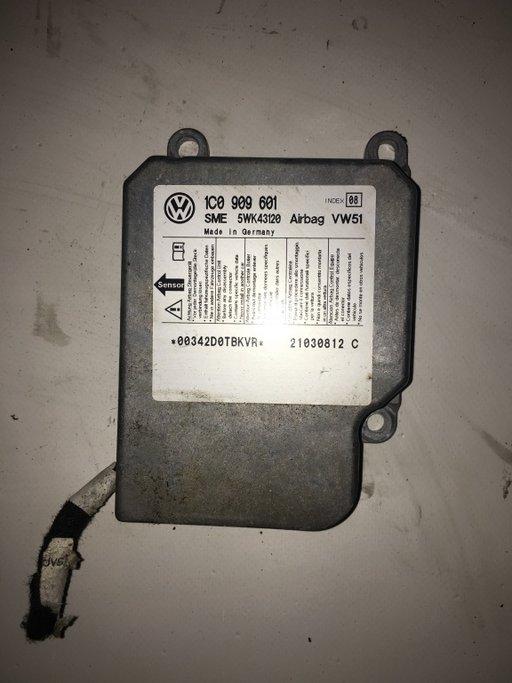 Calculaotr airbag VW Golf 4, Skoda Fabia 1C0909601 1C0 909 601 5WK43120
