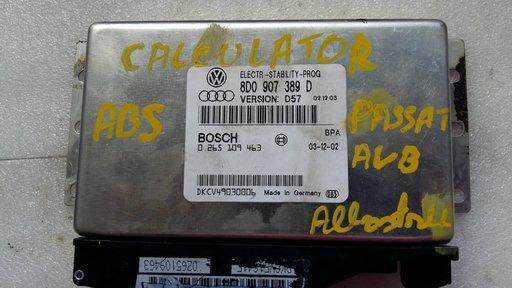 Calculator abs vw passat cod 8d0907389d