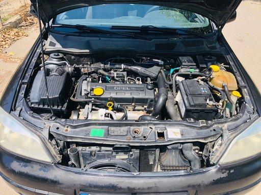 Calculator ac Opel Astra G 1.7 dti