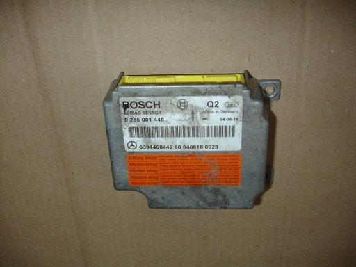 Calculator airbag mercedes vito 109 cdi w639 an 2004-2008