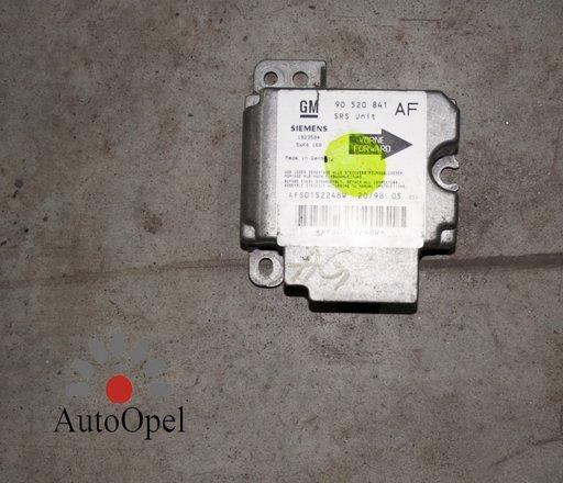 Calculator Airbag Opel Astra G