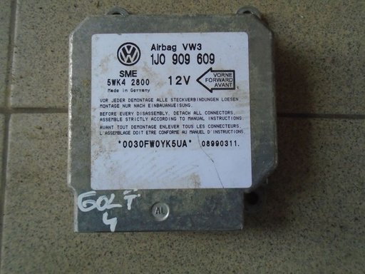 CALCULATOR AIRBAG VW GOLF 4