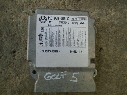 CALCULATOR AIRBAG VW GOLF 5