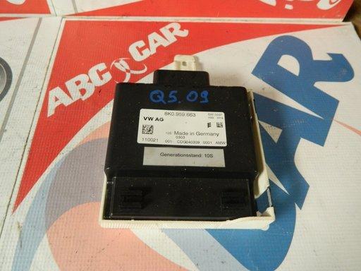 CALCULATOR BATERIE AUDI COD: 8K0959663
