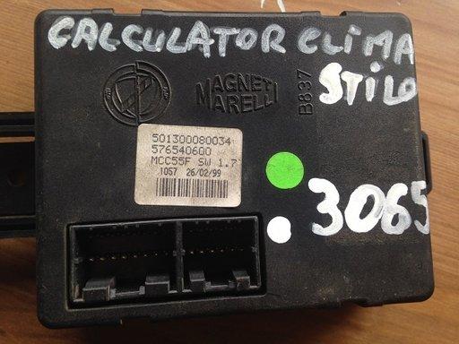 Calculator clima FIAT stilo 501300080034