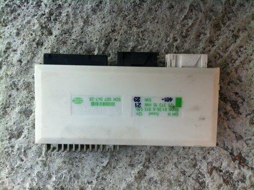 Calculator confort Bmw E39 520i 2002