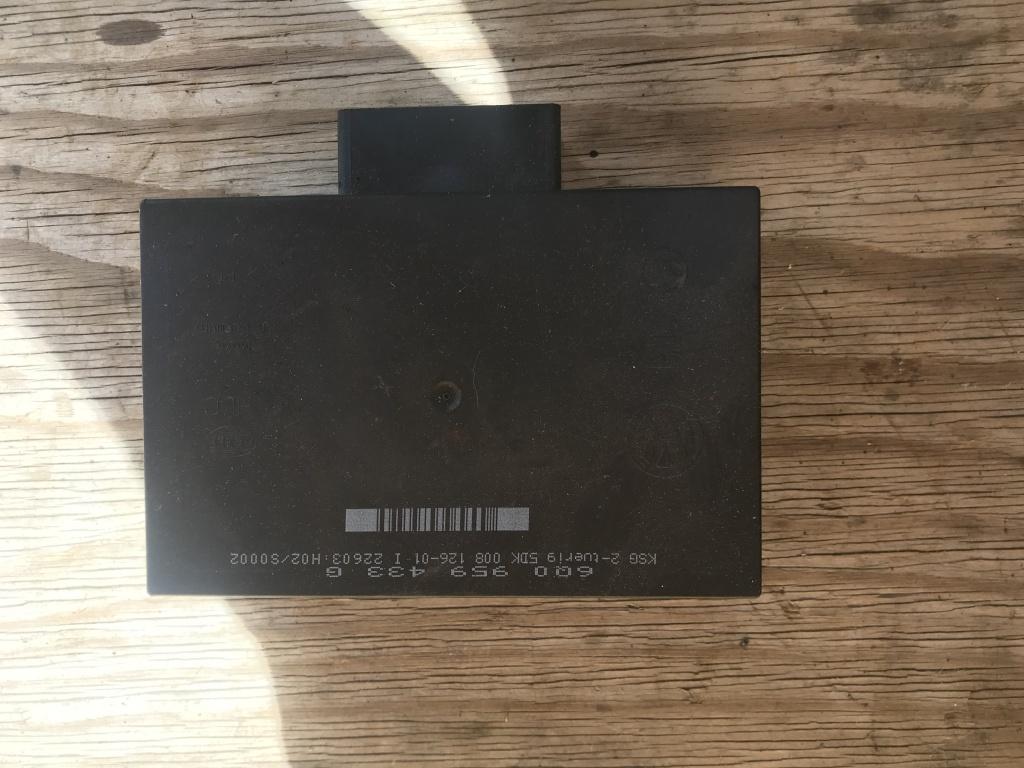 Calculator confort cod 6Q0959433B