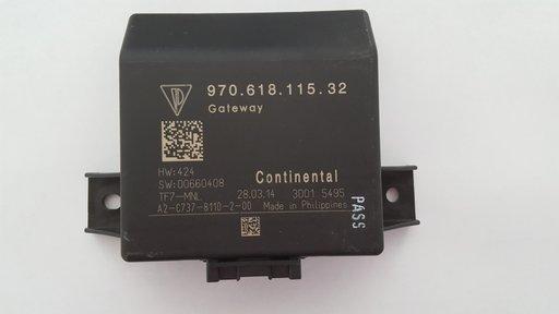 Calculator confort Porsche Panamera Turbo an 2012 cod 97061811532