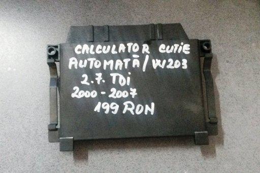 Calculator cutie automata Mercedes C Class W203