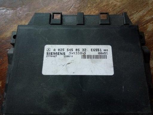 Calculator cutie automata Mercedes cod A0255450532