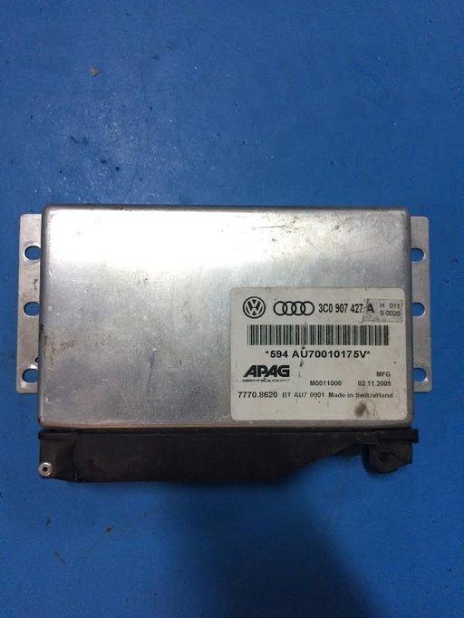 Calculator cutie automata VW Passat B6 2.0TDI 3C0907427A