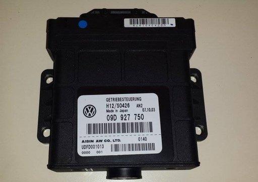 CALCULATOR CUTIE AUTOMATA VW TOUAREG 2.5 TDI COD:09D927750