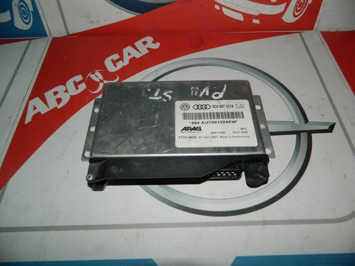 Calculator cutie de viteza DSG VW Passat B6 3C0907427A
