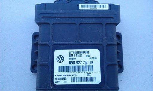 Calculator cutie de viteze automata, vw touareg, cod 09D927750JK