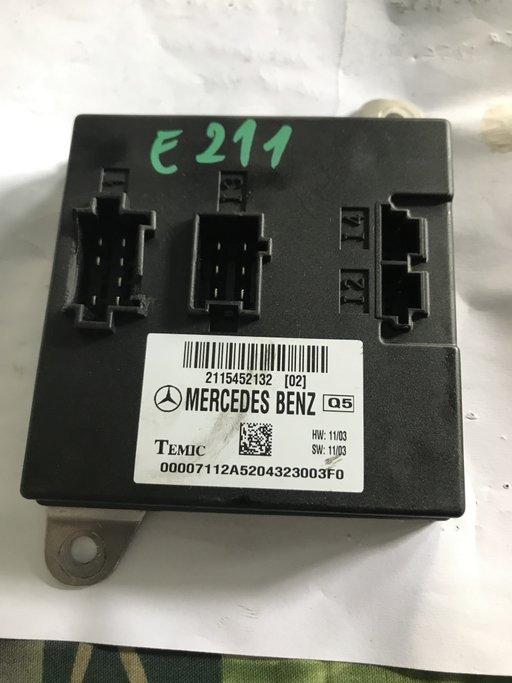 Calculator cutie e class w 211 cod 2115452132