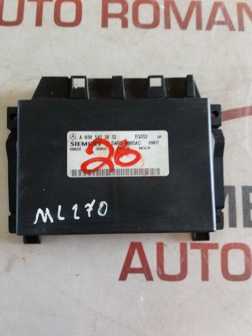 Calculator cutie viteze automata Mercedes Benz ML270 W163 2004 cod:A0305452632