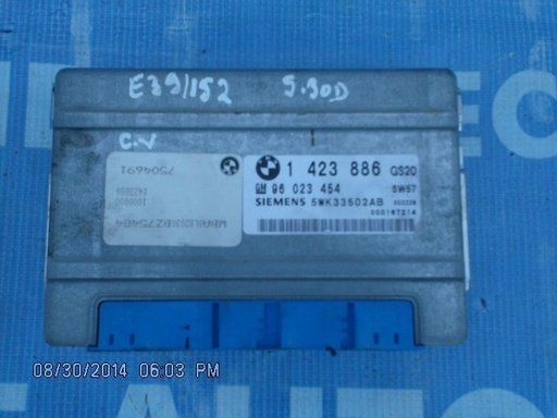 Calculator cutie viteze BMW E39