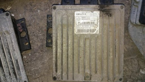 Calculator ecu MOTOR 8200513113 si 8200593576 DACIA LOGAN 1.5 DCI EURO 3