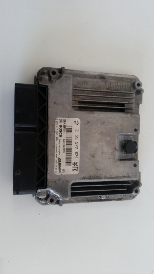 Calculator ECU Opel Insignia 2.0 Diesel CDTI