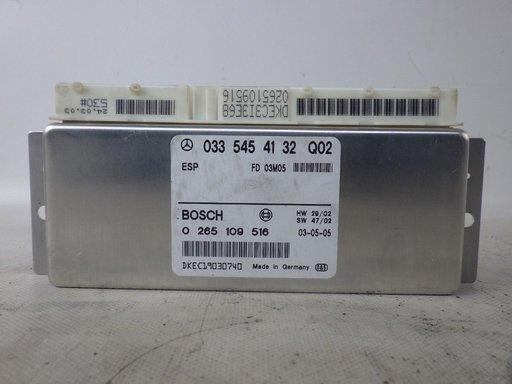 Calculator ESP Mercedes e class w211 cod 0335454132